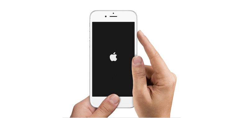 Iphone Bloccato Sulla Mela Logo Apple Mobile Recovery