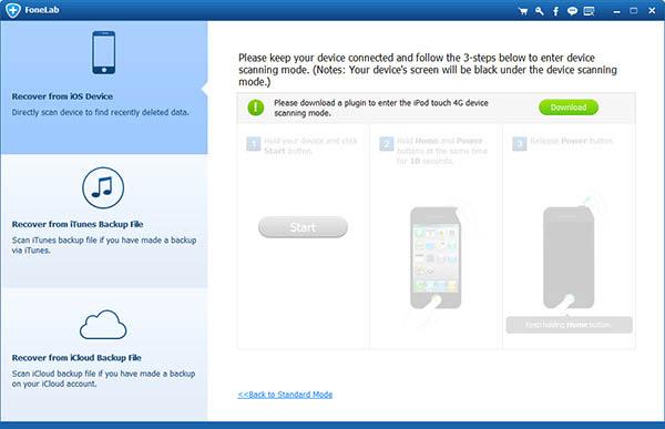 recuperare cronologia messaggi iphone