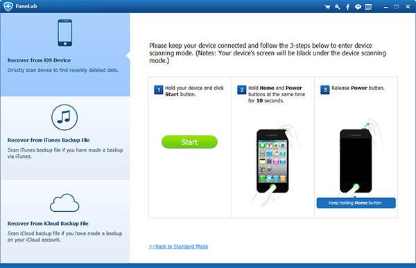 Recupero Contatti Iphone Senza Backup Labfone
